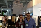 A Mary Art esteve presenta na maior feira do setor vidreito da América Latina